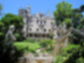 quinta of regaleira, sintra