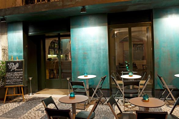 Povo Lisboa Bar