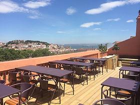 Insólito, lisbon rooftop bar
