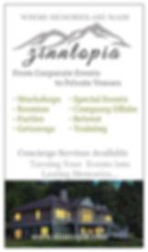 zinntopia rentals, retreats and events.