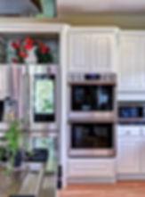 Grayson Kitchen Samsung appliances