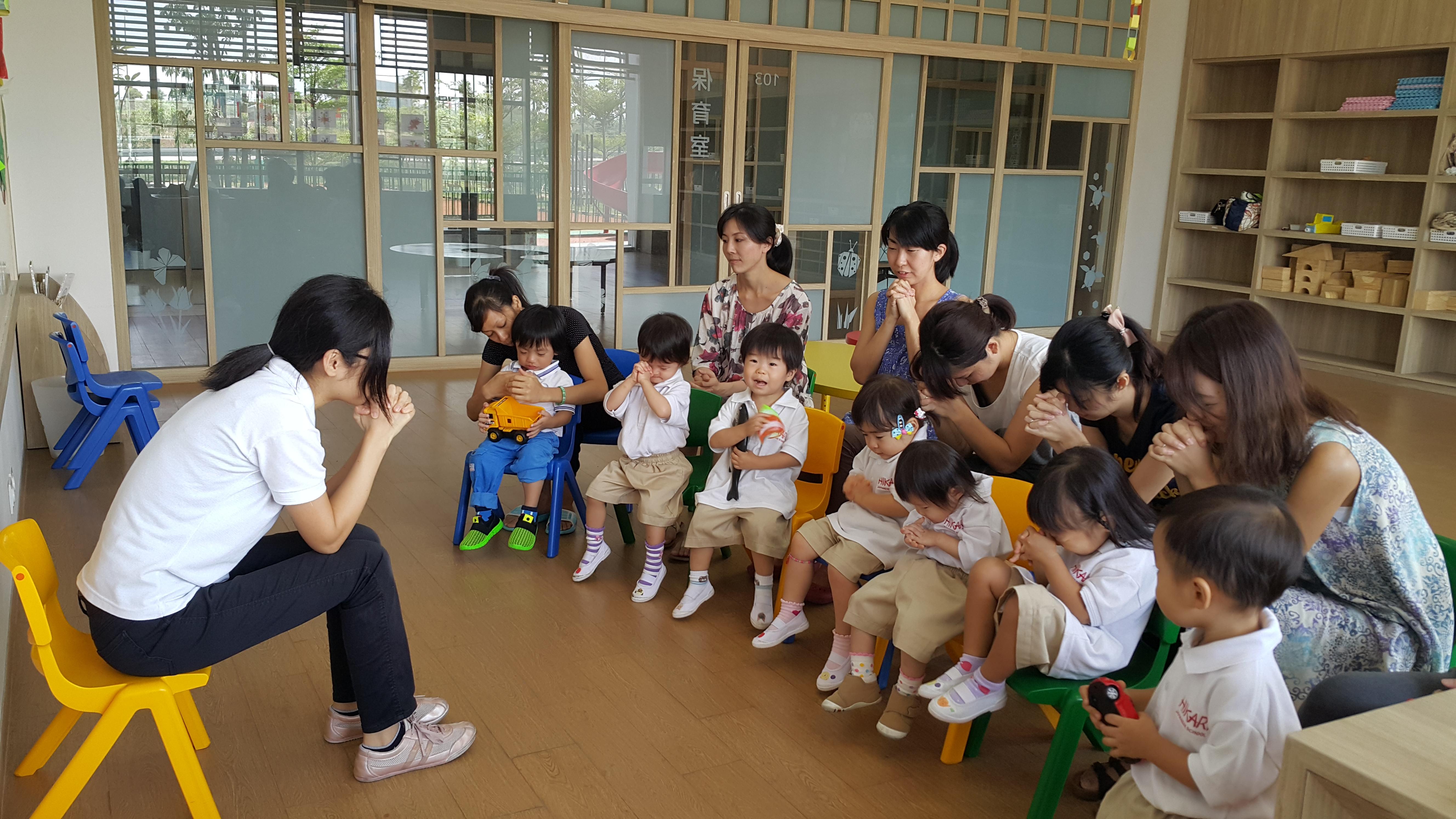 2015年度 親子クラス