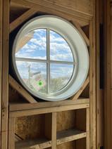 Portal Window on Custom Build