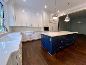 2 Tone Kitchen Cabinets