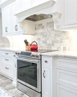 Kitchen & marble in Milledgeville