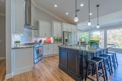 Kitchen & Sunroom Remodel Lake Oconee