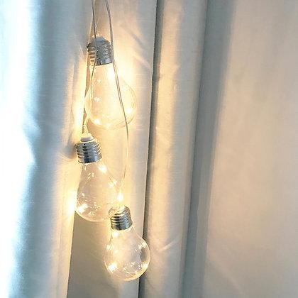 Guirlande lumineuse ampoules led