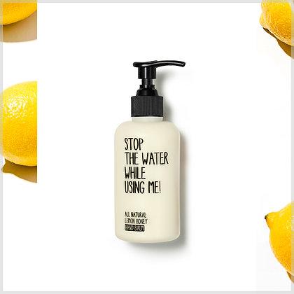 Baume pour les mains bio - crème pour les mains bio - stop the water while using me