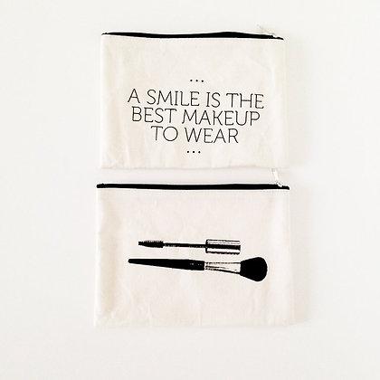 Pochettes de maquillage
