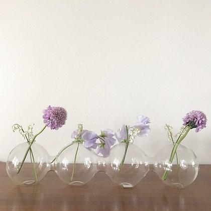 Vase chenille 4 boules Serax