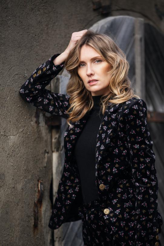Photo Wael Alchach  Model Marlena Akli