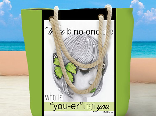 Hear No Evil Tote Bag