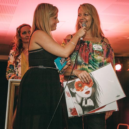Teresa Franks at RAW Gold Coast 2015