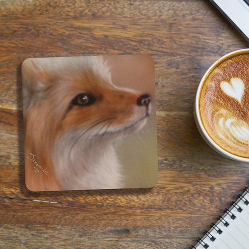 Swift Fox Coasters - Set of Four
