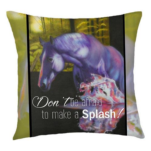 Apache Horse Cushion Cover