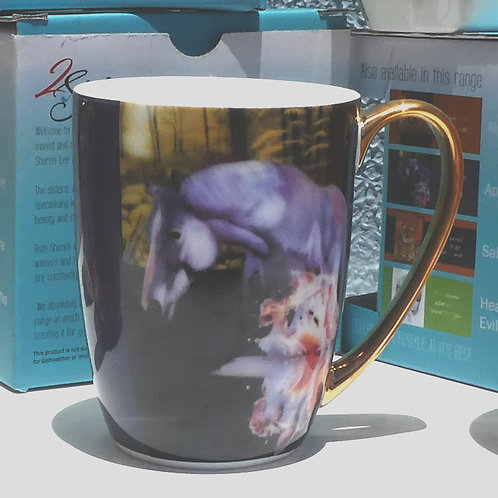 Apache Horse Coffee Cup