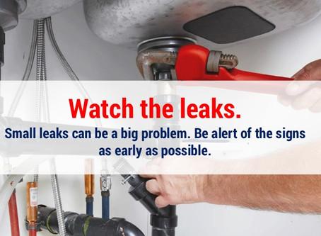 Plumbing Tips & Maintenance