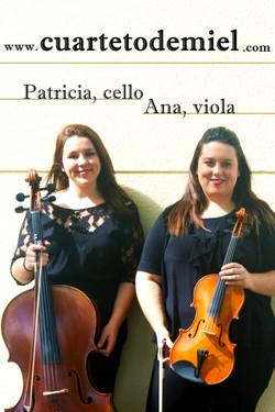 cellista y violista
