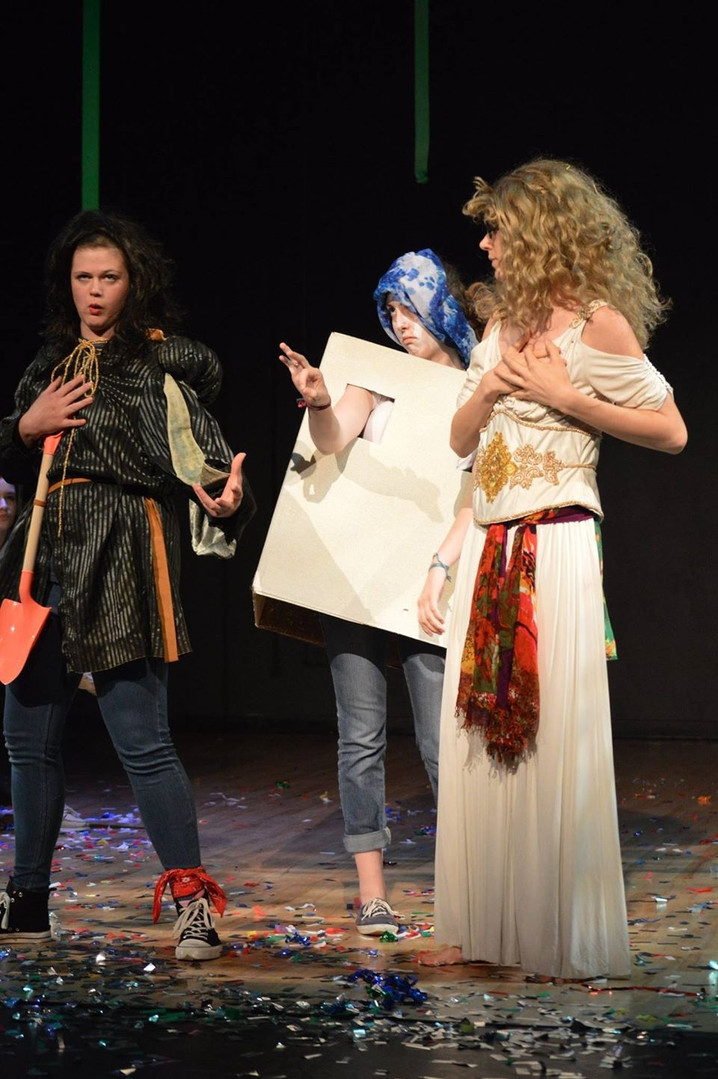 A Midsummer Night's Dream (NC Theatre Conservatory)