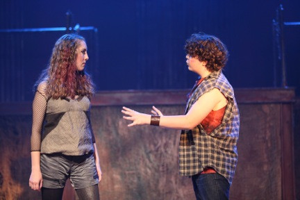 Jesus Christ Superstar (NC Theatre Conservatory)