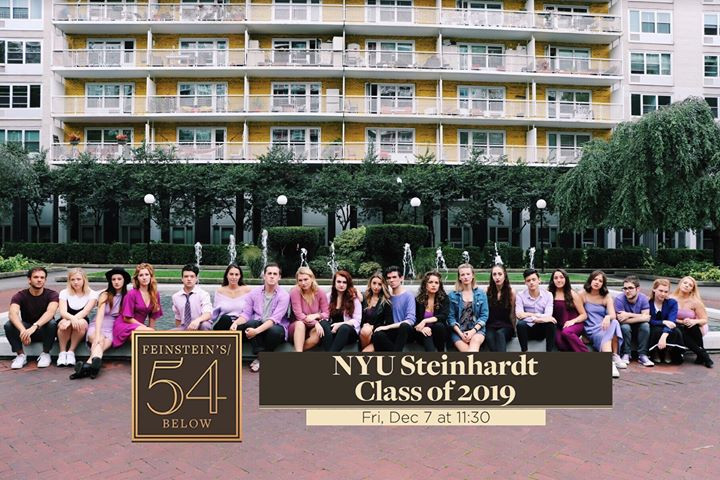 NYU Steinhardt Class of 2019