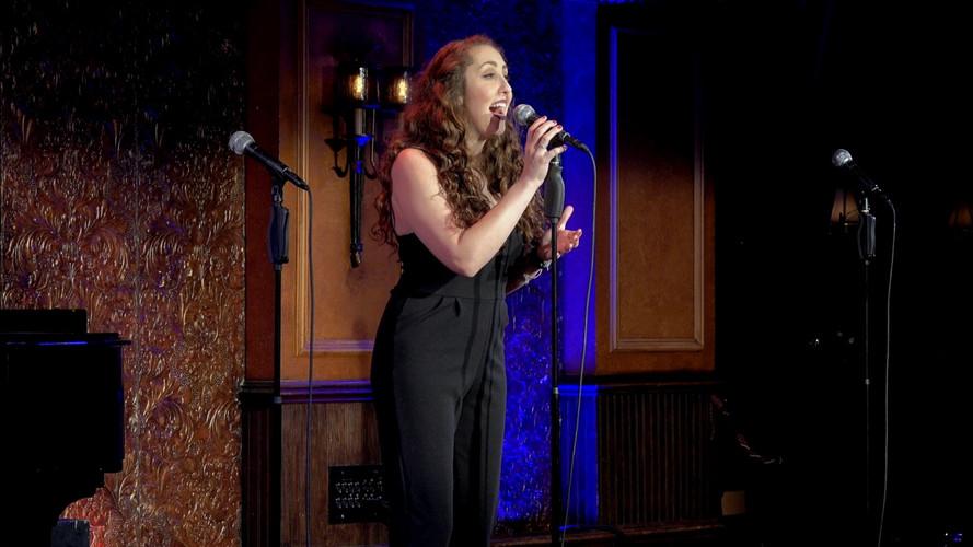 Steinhardt Sings: Live at 54 Below