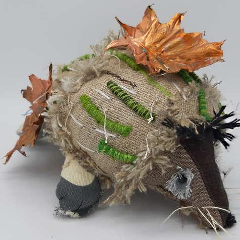Hedgehog and copper leafs.jpg