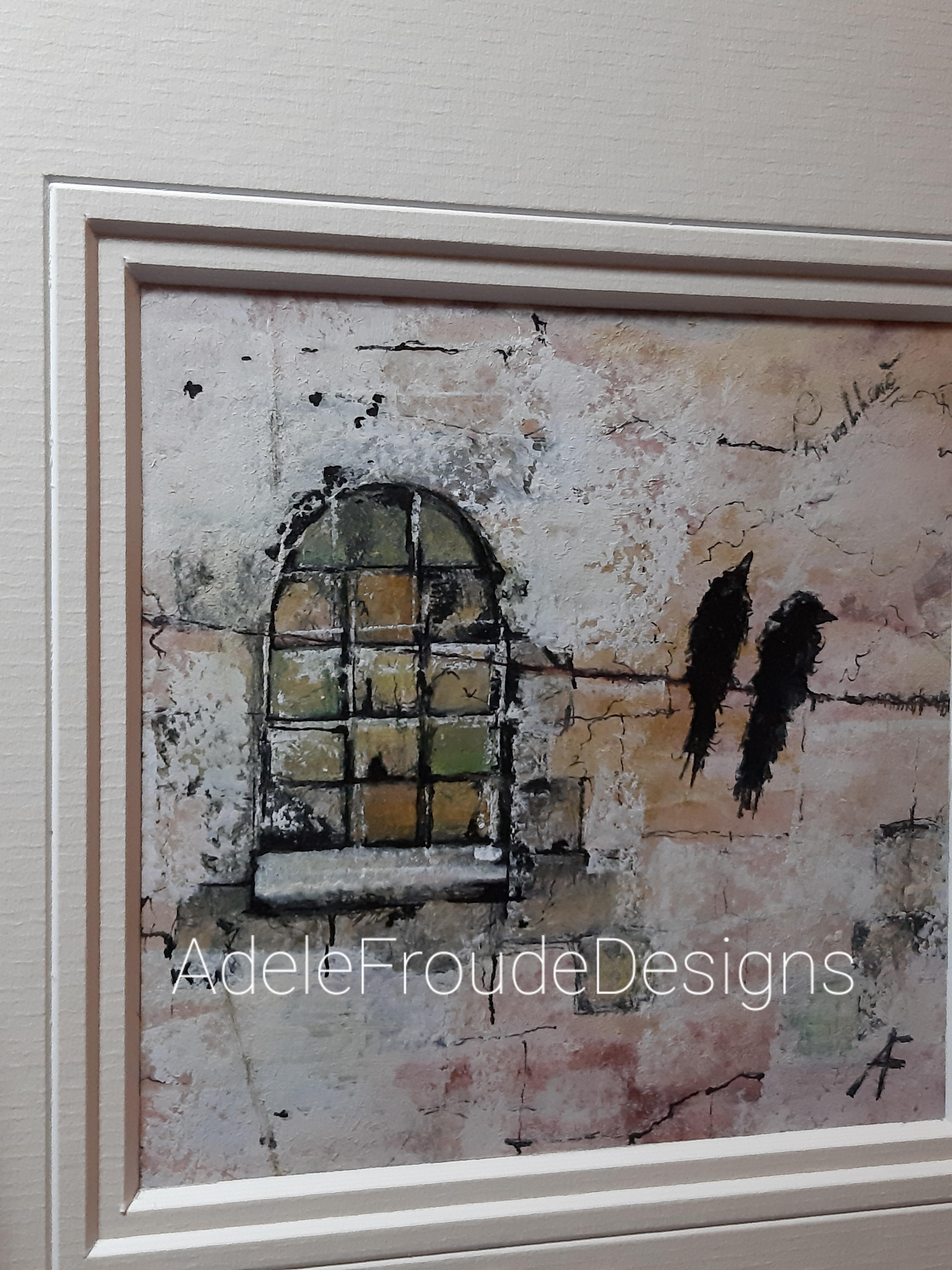 Companiona Original painting £125