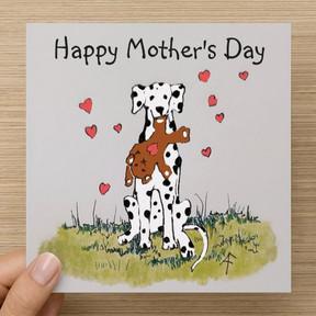 Happy Mothrers Day card 1