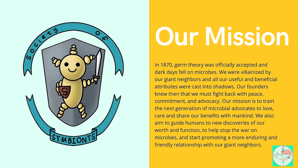 Society of Symbionts Mission statement