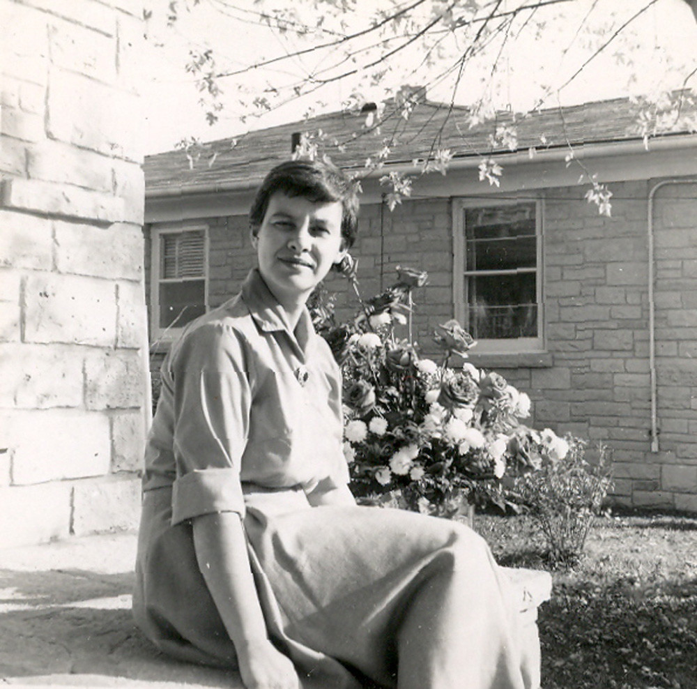 Esther Lederberg In Wisconsin (1958)