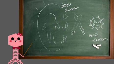 10 Ways Microbes Benefit You Every Day! Mostly Good, Sometimes Bad But Never Ugly!