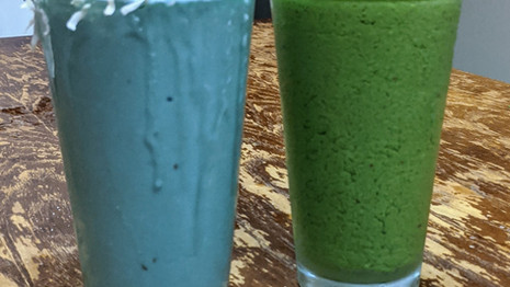 How To Drink Like A Skywalker: Green And Blue Milk Recipe