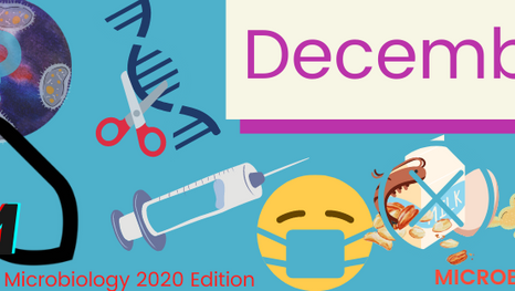 DA BOM:  The Best of Microbiology News 2020 Year Round-Up: Microbial Venusians, COVID19 and CRISPR