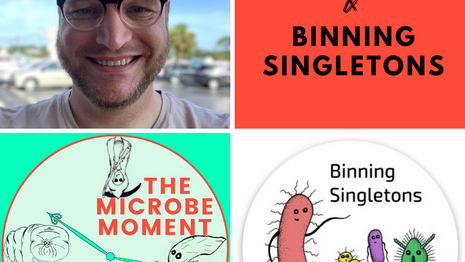 Building Your Mentorship Network With Binning Singletons!