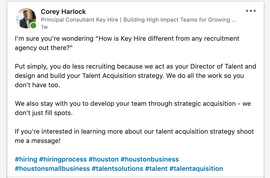 Recruitment Consulting Marketing