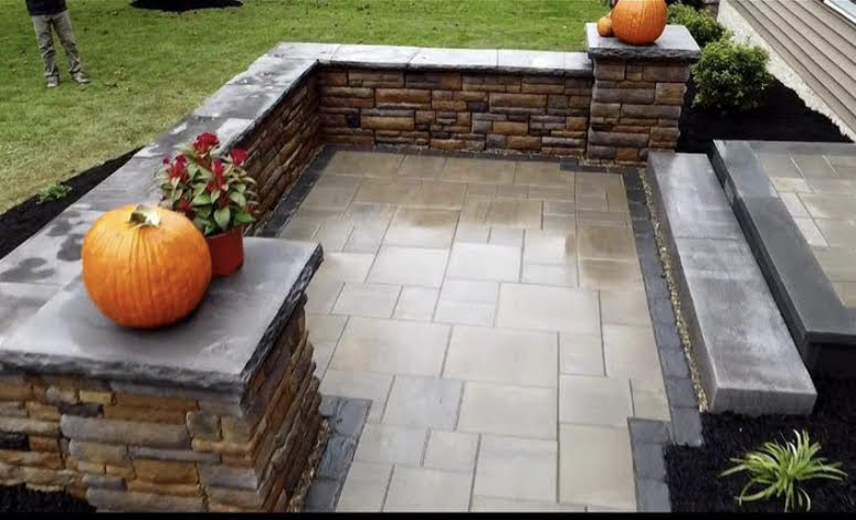 patio wall