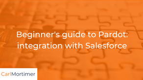 Beginner's guide to Pardot: integration with Salesforce
