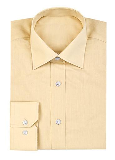 Персик кнопка-рубашка