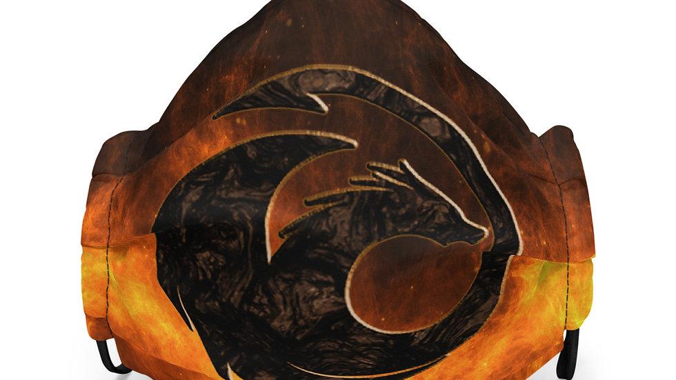 Logo Face Mask