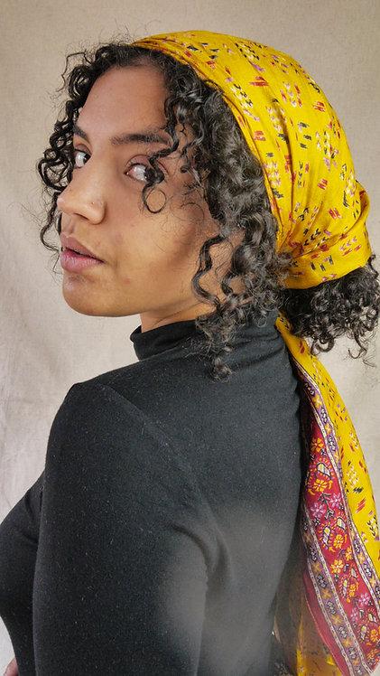 Silk scarfs: multiple fabric options
