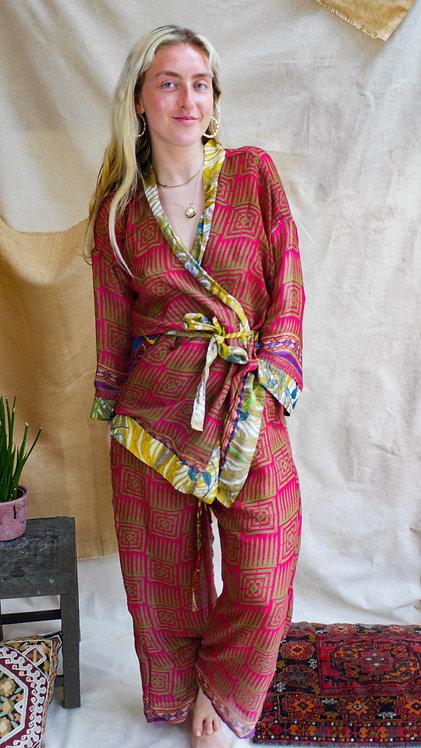Kimono PJ set