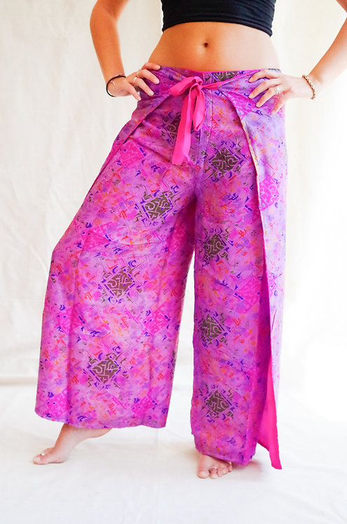 POW Pink Trousers