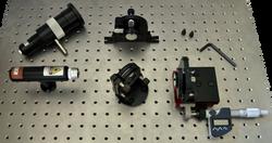 Interféromètre en kit