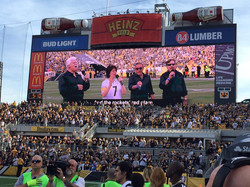 band at heinz field
