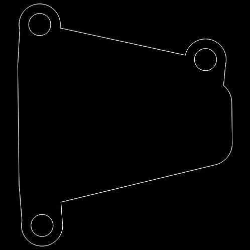 Beam Splitter DXF