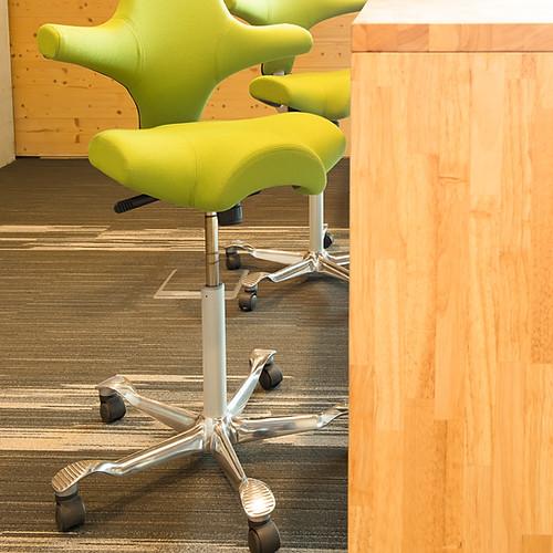 Interieur Gemeente  kantoor by MAXVenlo