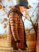 Manteau coup de 💓 Lebek