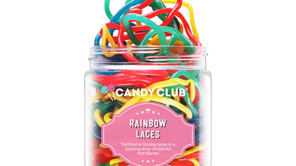 Candy Club Jar
