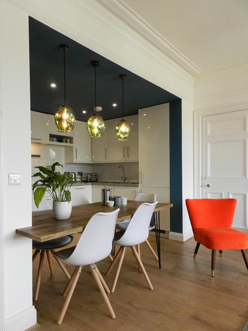 Gullane Getaway Kitchen/dining.JPG